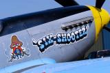 F-51D Mustang Six Shooter