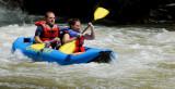 Tadem Kayak on Nantahala
