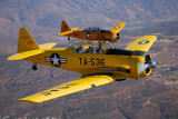 Classic Fighters of America - Formation Flying Clinic - Ramona - Sept '09