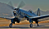 F4U-4 Corsair  - HDR