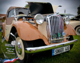 Best of Show - 1952 Singer 4AD