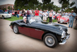 Winner's Parade – Austin Healey