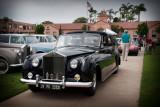 Winner's Parade – Rolls Royce