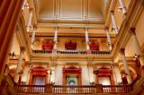 Inside Denver Capitol Bldg