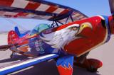Jacquie Warda's Red Eagle