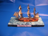 1/1200 Ship Models for Napoleonic Naval Games
