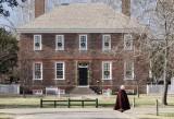 7.  The George Wythe house.