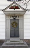 17.  Another decorated doorway.
