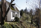 23.  A Williamsburg cottage.