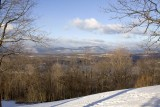 2.  Looking west across the Hudson from Olana.