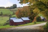 21.  The Jenne Farm south of Woodstock.