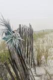 8.  A plastic beach bouquet.