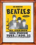Shea Stadium Poster