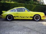 1973 Porsche 911 RS 2.7 L Project - Chassis 911.320.0091