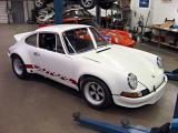 1973 Porsche 911 RSR 2.8 L - Chassis 911.360.0871