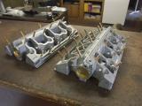 911 RSR Cam Housings 47mm i.d. / 4-Journal Bearing Support