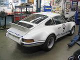 1973 Porsche 911 RSR 2.8 L - Chassis 911.360.0782