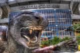 Alltel Stadium in HDR