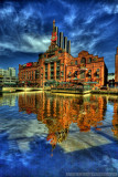 Baltimore's Hard Rock Cafe in HDR
