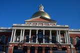 Massachusetts State Capitol - Boston