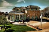 Hayward City Hall in HDR