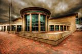 Abraham Lincoln Presidential Museum in HDR - Springfield, IL