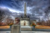 16th US President; Abraham Lincoln - Oak Ridge Cemetery;  Springfield, IL