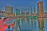 Baltimore in HDR