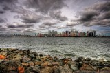 New York City in HDR