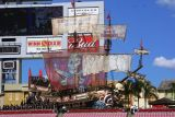 Tampa Bay Buccaneers Pirate Ship