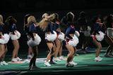 Columbus Destroyers cheerleaders