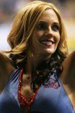 Nashville Kats cheerleader