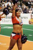 Colorado Crush cheerleader