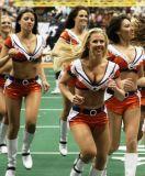 AFL Colorado Crush cheerleaders
