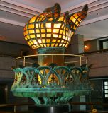 Original Torch for the Statue of Liberty