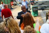 Weatherman Al Roker from The Today Show
