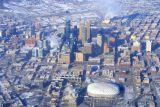Aerials of Minneapolis