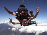 12000 ft Sky Dive in Cairns 2006