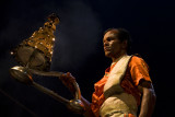 Worship to Fire, Varanasi
