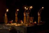 Hindu ceremony, Varanasi