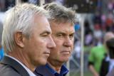 Guus Hiddink and Bert van Marwijk
