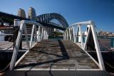 The Bridge to the Harbour Bridge, Sydney