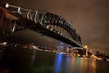 Stunning city during day and night, Sydney