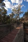 On Track in Flinders Ranges NP