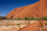 Follow the Red Path to Uluru