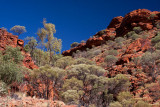 Kings Canyon scenery