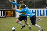 Rens van Eijden and Carlos Salcido