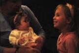 Fun with baby Kiernan