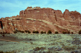 Massive Rock Wall