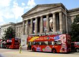Washington, D. C. Tour Buses